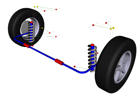 Multi-Link Suspension