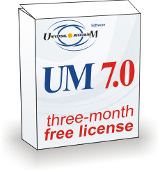 um 7 get three-month free license