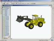 Импорт данных из CAD программ.