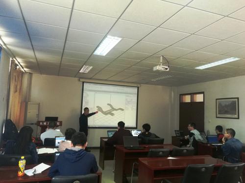 Training at STDU